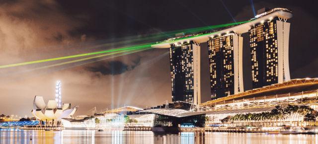volar a Singapur