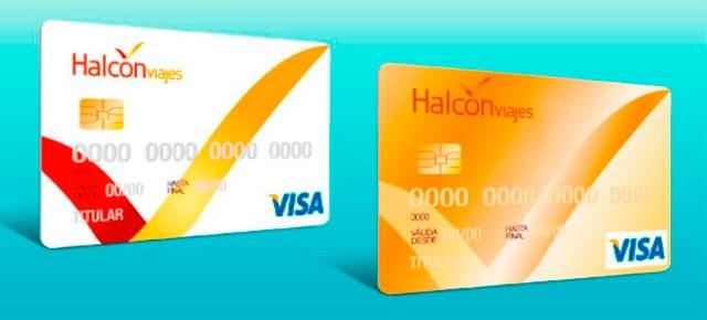 Visa Halcón Viajes Clasic y Oro, con ventajas para financiar tu viaje