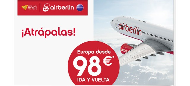 air berlin ofertas vuelos