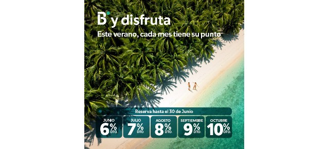 b the travel brand vacaciones