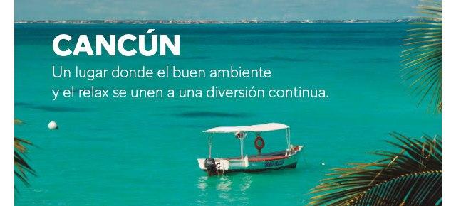 Cancún viajes