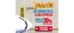 iberia club express