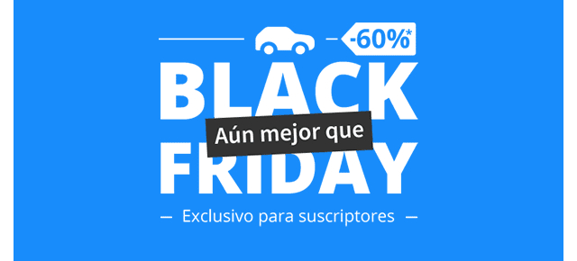 black friday edreams