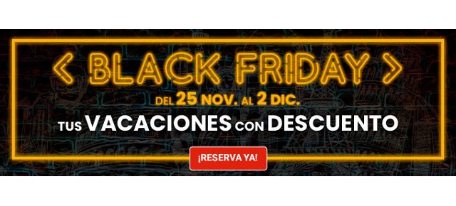 black friday logitravel