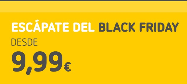 vuelos vueling black friday